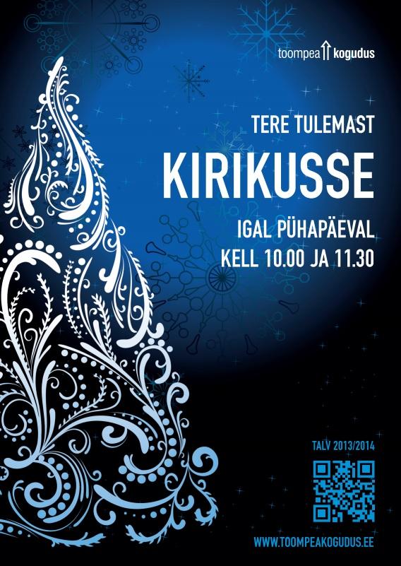 EKNK Toompea koguduse infoleht talv 2013