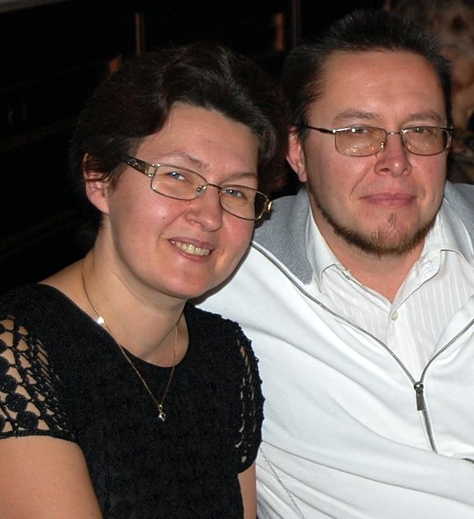 Tiiu ja Marek Maasik